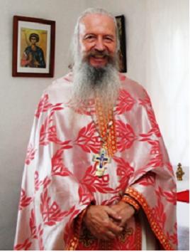 Sveštenik Srđan Janošević