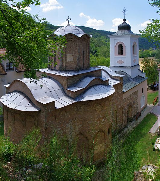 Манастир Витовница из 13. века код Петровца на Млави