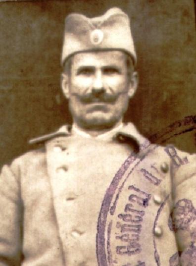 Миливоје Филиповић, учесник Балканских и Првог светског рата