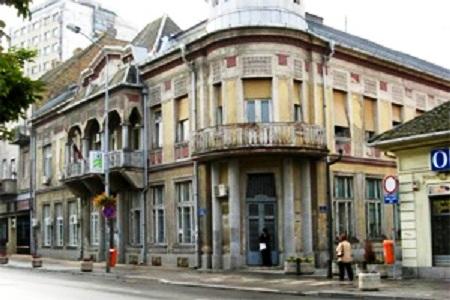 Зграда социјалног