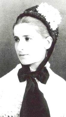 Данилова и Даринкина кћерка Олга Петровић (ИЗВОР: