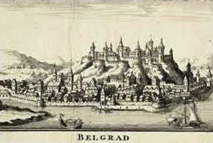 Београд, 16. век