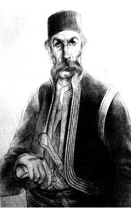 Војвода Стреља (рад Зорана Костића)