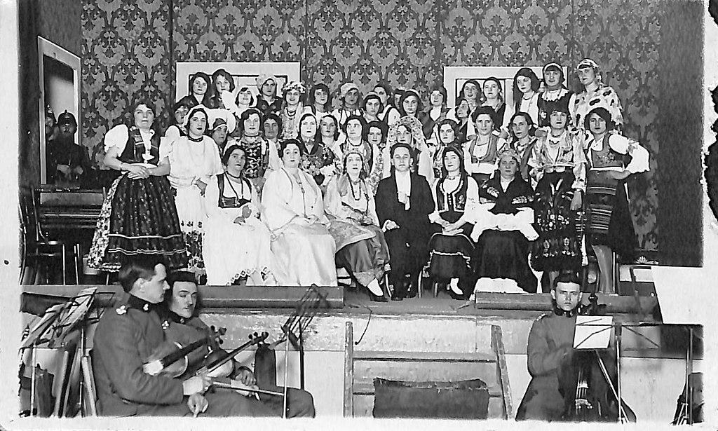 Коло српскихх сестара 1935. године (ИЗВОР: https://www.arhivpancevo.org.rs/)