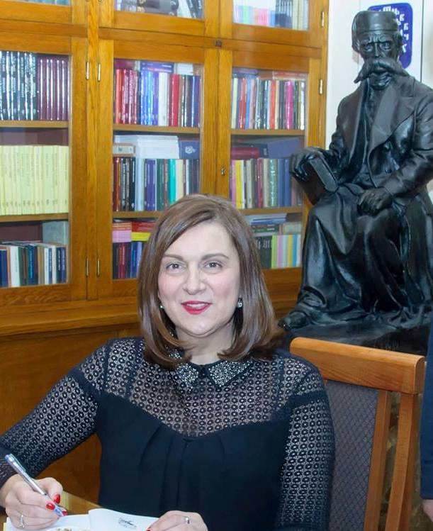 Vesna Kapor potpisuje novu knjigu