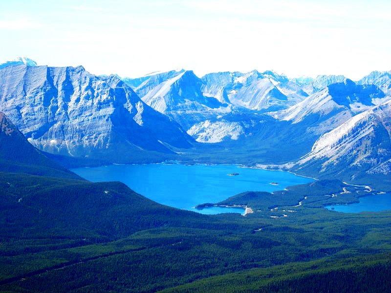 Планина Путниик у Канади