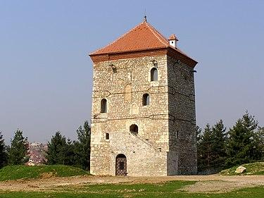 Кула Ненадовића у Ваљеву