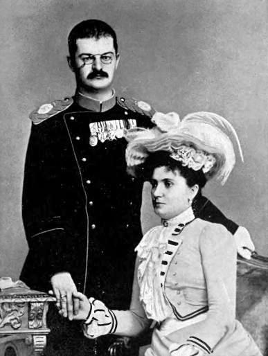 Краљ Александар и краљица Драга
