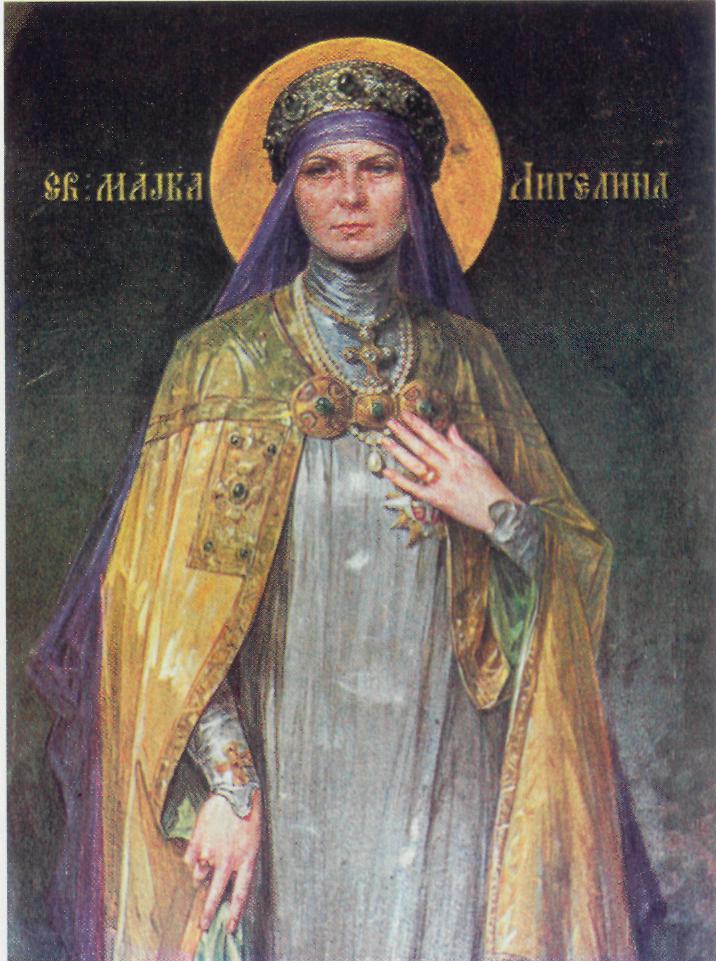 Св-Мајка-Ангелина