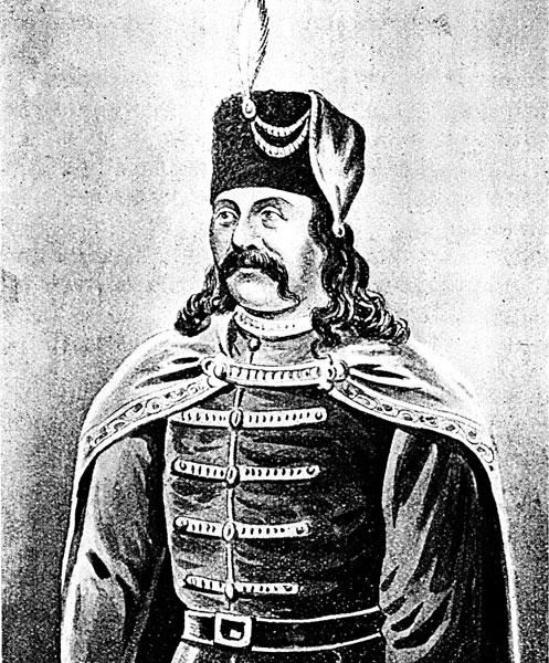 Романтичарска представа кнеза Војислава