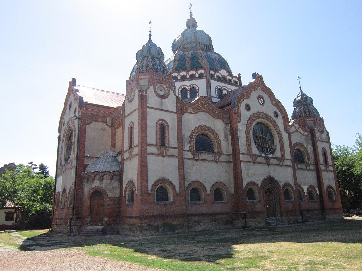 Суботичка синагога (ФОТО: Борис Брђанин)