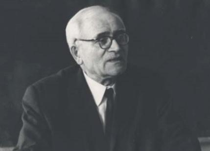 Ruski slavista Nikolaj Kravcov, profesor MGU i prevodilac sa srpskog jezika