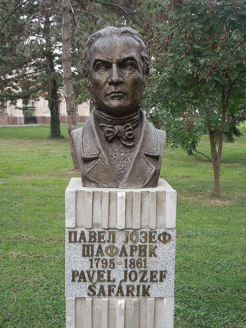 Споменик Шафарику у Кулпину (Бачки Петровац)