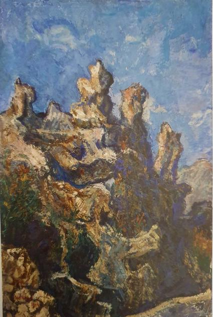 Stijene (1949)