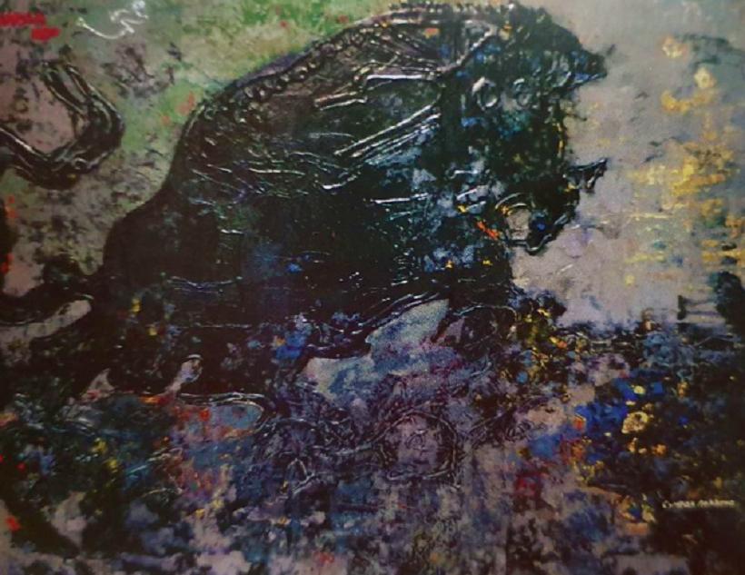 Sumrak Lovćena (1970)