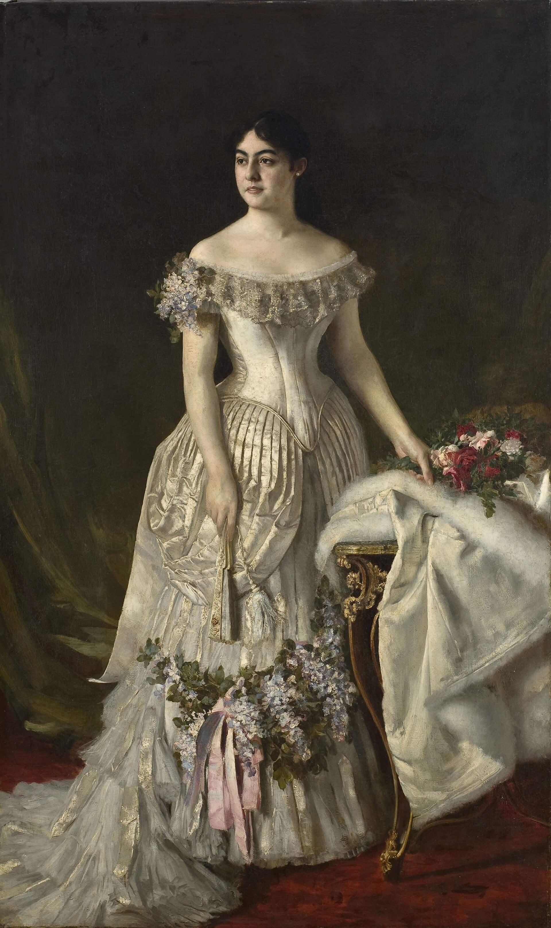 (1882) уље на платну, 214 × 131 cm