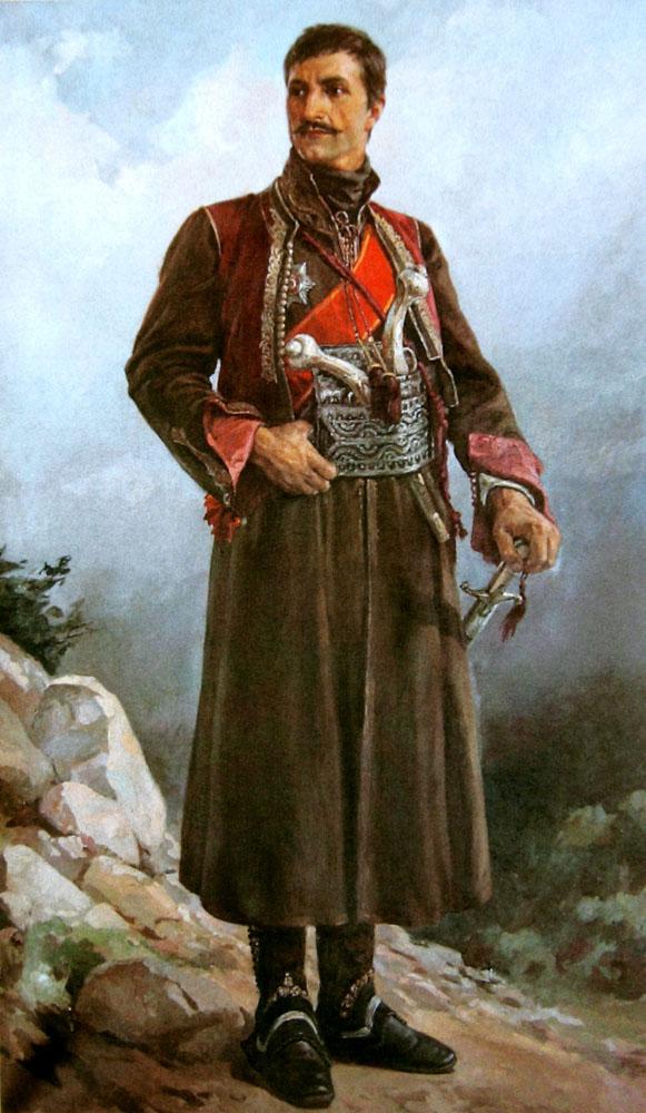 Karađorđe,_standing
