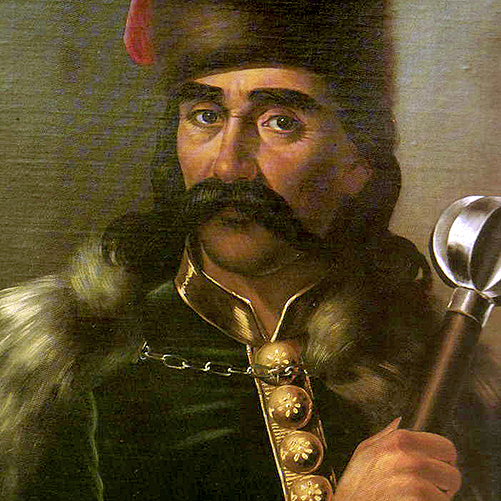 Portret kraljevica Marka naslikala Mina Karadzic
