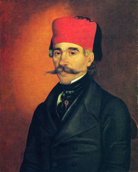 Вук_Стефановић_Караџић.1846