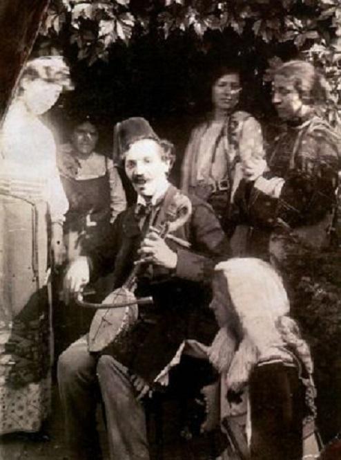 Nadezda_Petrovic_1906_Guslar_Beograd